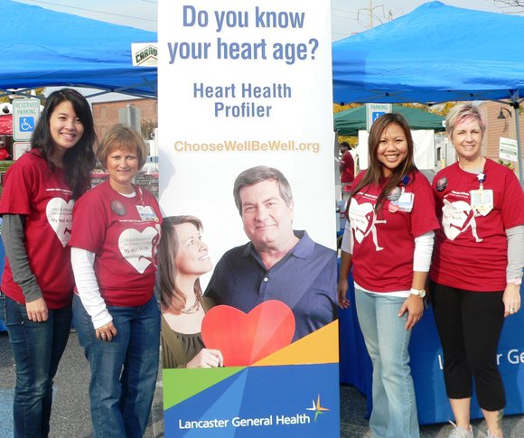 The city of Palmdale's Marie Kerr Park, located at 39700 30th St. West will host the American Heart Association's Antelope ...