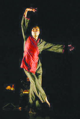 Gregory Maqoma (Courtesy of the Atlas Performing Arts Center)