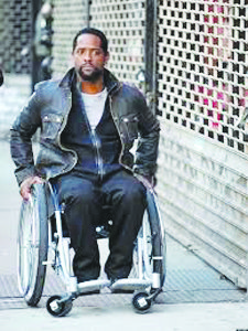 "When someone playfully teased Blair Underwood about his remake of the iconic television show, ""Ironside,"" the actor channeled his inner ..."