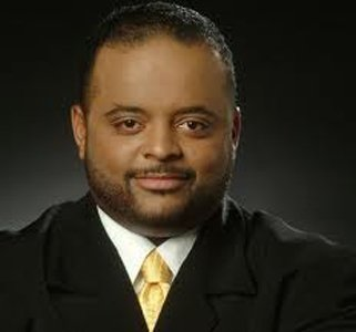 """It's about forcing our audience to think differently about these subjects,"" said multi-Image Award winning journalist Roland S. Martin about ..."