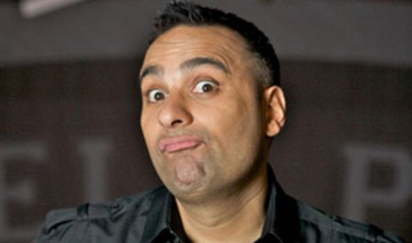 Comedian Russell Peters has been a stand-up comic for 24 years, has a worldwide following and is one of the ...