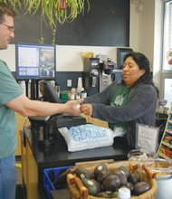 Village Market, a non-profit community store in New Columbia that brings healthy food and jobs to the north Portland neighborhood's low-income residents, gets a new lease on life thanks to a financial grant from the city of Portland.
