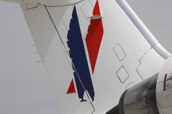 American Airlines reported the most profitable quarter in the company's history Thursday. But that might not be good news for ...