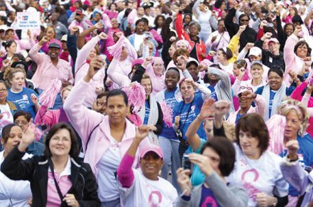In recognition of National Breast Cancer Awareness Month, the American Cancer Society invites the Antelope Valley community to its inaugural ...