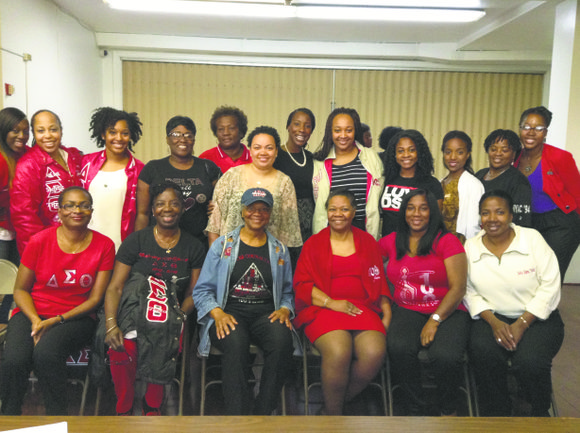 This past Saturday, on Oct. 12, the Delta Sigma Theta Sorority Brooklyn Alumnae Chapter hosted their 2013 Teen Lift orientation ...