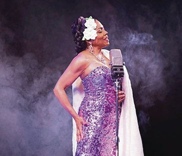 Dee Dee Bridgewater as Lady Day (see THEATER)
