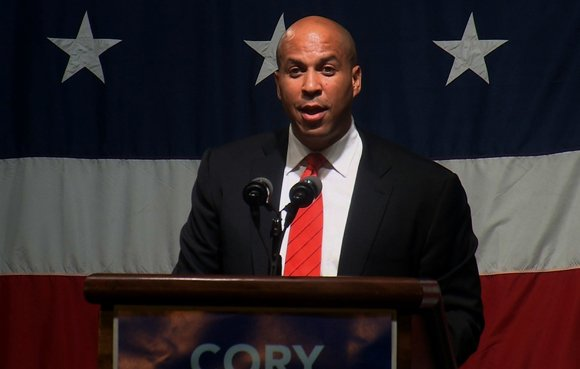Cory Booker is heading to Washington. The 44-year-old two-term Democratic mayor of Newark, New Jersey defeated his Republican opponent, Steve ...
