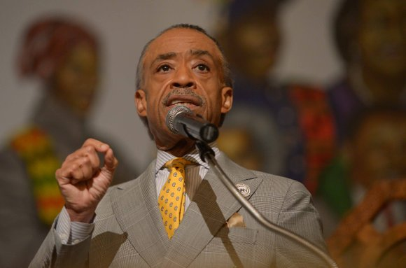 The Rev. Al Sharpton dismissed reports that he was a paid mob informant for the FBI in the 1980s.