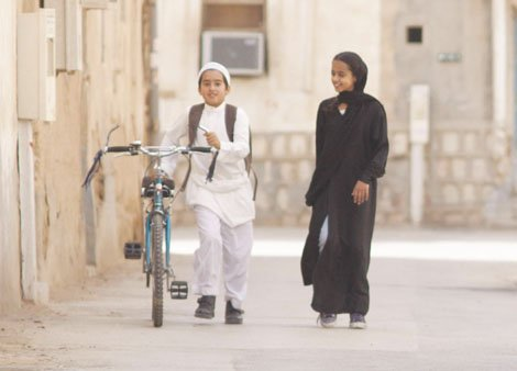 Our 'Opinionated Judge' reviews a film with a rare window into everyday life for Saudi women and girls