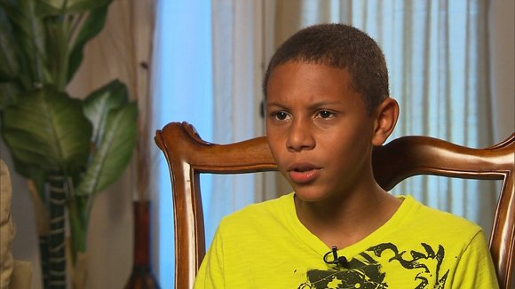 Jaylen Arnold is the youngest person ever diagnosed with Tourette syndrome. He says his disorder led to teasing and bullying. He now leads a national foundation to stop bullying. Vist: https://www.facebook.com/JaylensChallengeFoundation