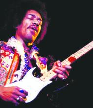 Jimi Hendrix (Courtesy photo)
