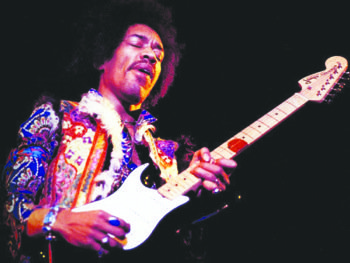 "More than 43 years after his death and 46 years after the seminal ""Purple Haze"" recording, legendary musician Jimi Hendrix ..."