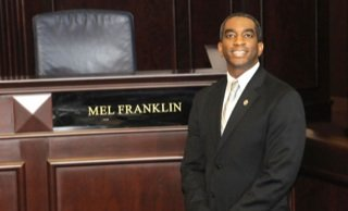 Prince George's County Council member Mel Franklin (D-Dist. 9) of Upper Marlboro (princegeorgescountymd.gov)