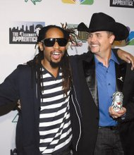 Lil Jon and John Rich