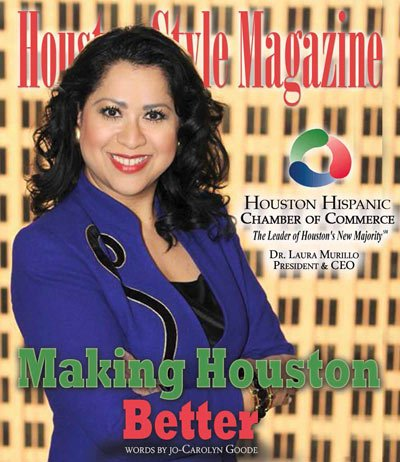 Just a quick Google search will show the power player that the Houston Hispanic Chamber of Commerce (HHCC) is at ...