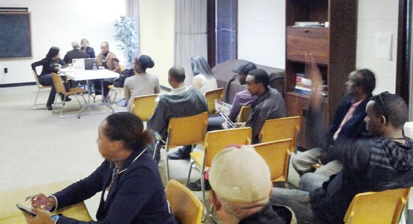 Turnout has been low at four Healthcare Marketplace meetings hosted by DeKalb Commissioner Sharon Barnes Sutton and two partners, but ...