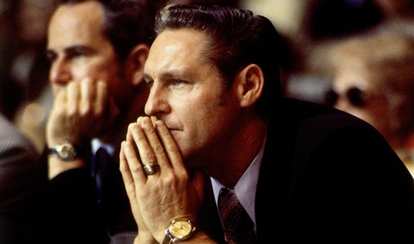 Bill Sharman, who coached the Los Angeles Lakers to the team's first NBA title and later served as the team's ...