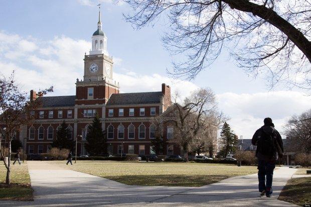 **FILE** The campus of Howard University in Northwest D.C. (Courtesy of Howard University)
