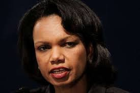 Are some people slow to accept Condoleezza Rice as a member of the NCAA college football playoff selection committee simply ...