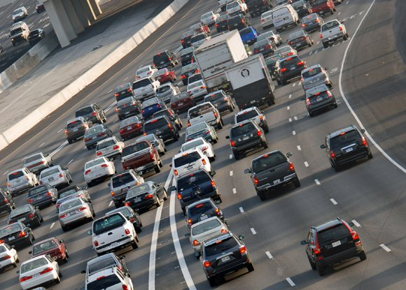 Can mounting radar sensors or cameras on cars help prevent some traffic jams? New research suggests so.