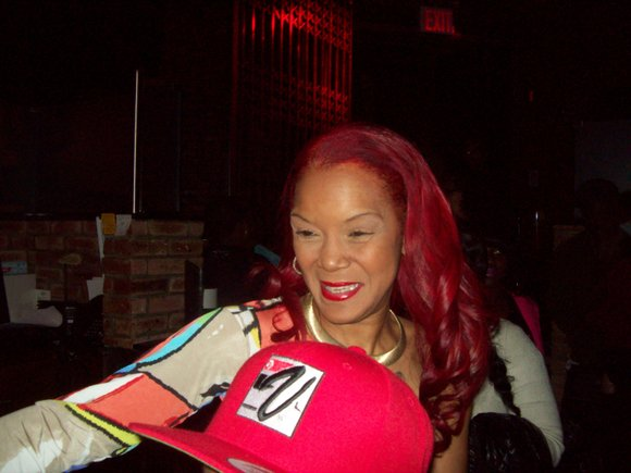 "Mama Jones of VH1's ""Chrissy and Mr. Jones"" hosted an event in Harlem to celebrate the second season of the ..."