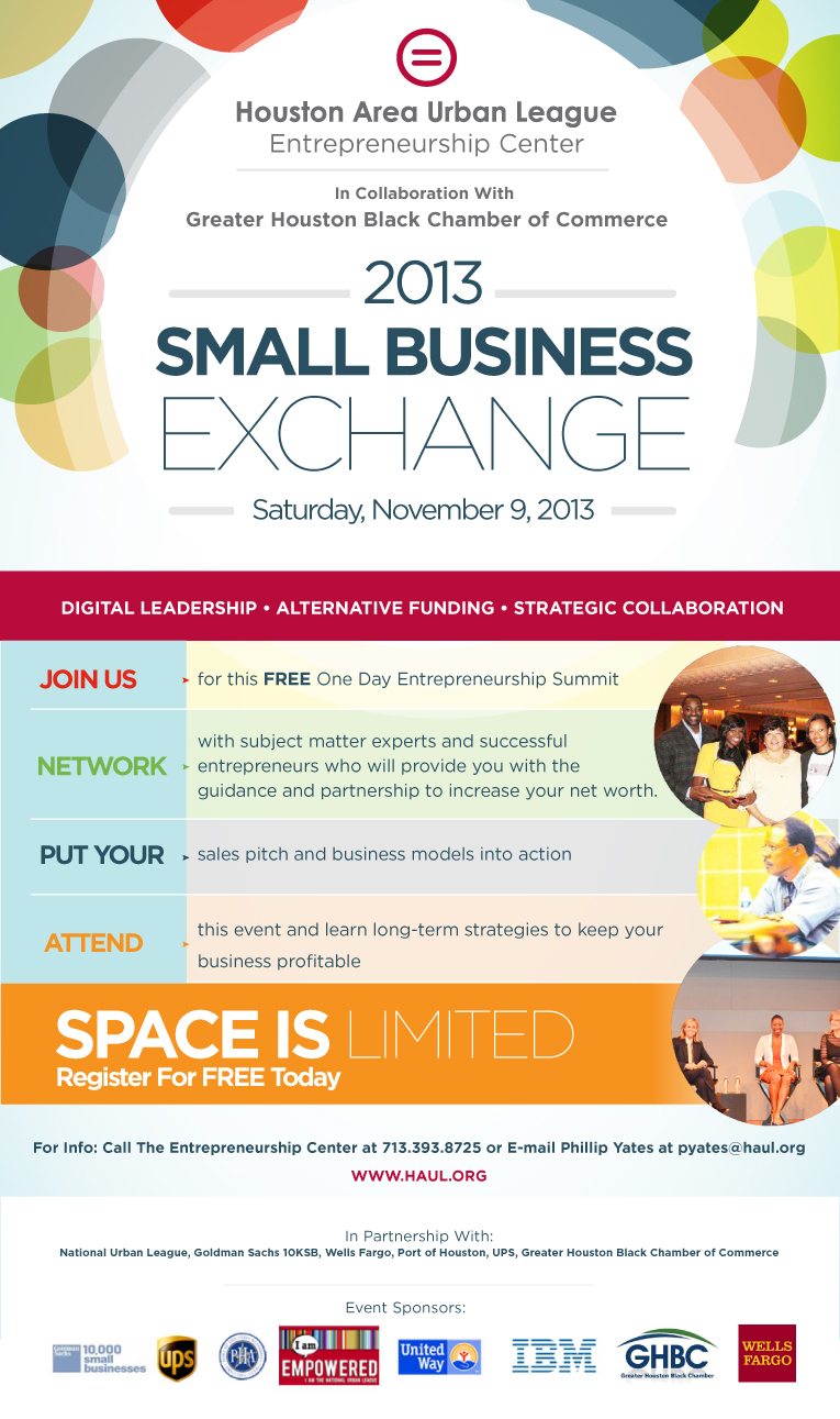 Small Business Event Flyers Ottodeemperor