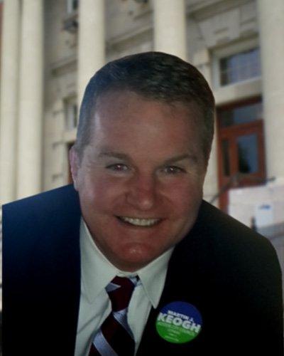 Martin J. Keogh