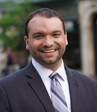 Celebrity judge Felix G. Arroyo (Boston Chief of Health and Human Services)