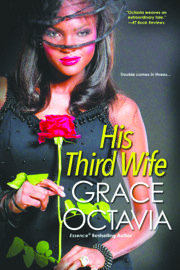 "There are times when even the unstoppable is halted in its tracks. And in the new book ""His Third Wife"" ..."