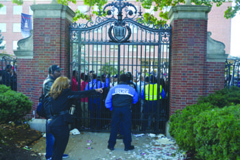 Howard University celebrated homecoming week, but the famed school in Northwest Washington received a black eye after violence erupted at ...