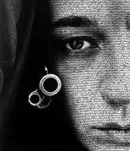 """Speechless"" by Shirin Neshat"