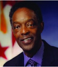 "The late William O. Lockridge represented Ward 8 on the District's school board for nearly two decades. The  ""Dancing with the Scholars"" on Nov. 9 event is in his honor. (Courtesy of WOLCF)"