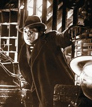 "The Northwest Film Center presents ""M,"" a new digital restoration of one of the most influential films in the thriller genre. Fritz Lang's first sound film is a haunting, terrifying dive into an urban underworld where the lines between good and evil are disturbingly murky. Peter Lorre plays a child murderer tracked by both the police and his criminal colleagues. Two screenings, Saturday, Nov. 2 at 4:30 p.m. and 7 p.m. at the Whitsell Auditorium Portland Art Museum."