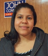 If there was ever a time to seriously impact change with your vote, it would be this election. Whoever is the next mayor has to come with a real, progressive vision for Boston. We can't be on the sidelines.  — Nancy Rousseau, Program Supervisor, Mattapan