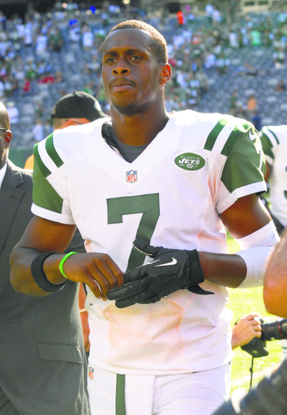 The criticism of Geno Smith has continued