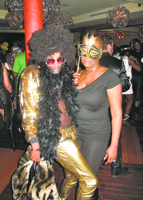 Happy Halloween, Harlem ghouls