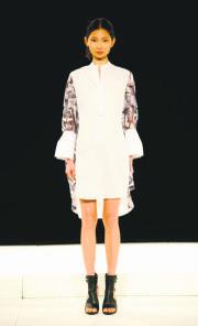 Spring '14 designs by Brandon Sun Sun's spring '14 styles