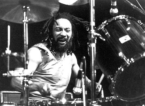 Ronald Shannon Jackson, one of the most influential avante-garde drummers of the 20th century