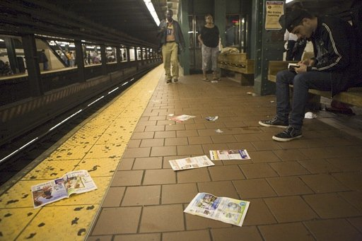 Straphangers Campaign released a report that showed the Bronx has dirtiest subway platform in NYC.