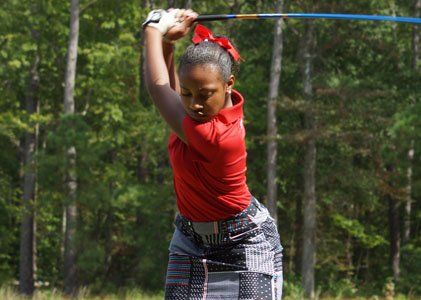 Budding golf superstar Micaa Thomas needs to be on everyone's radar. At 15, the Bowie, Maryland, high school junior has ...