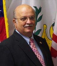 Mike Leszcz, at-large Council member in Laurel, Md. (cityoflaurel.org)