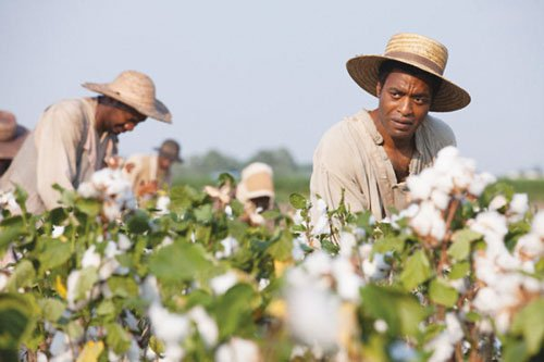 Chiwetel Ejiofor stars as Solomon Northup in the new film '12 Years a Slave.'