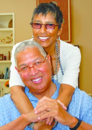 Bernard and Shirley Kinsey (Courtesy photo)