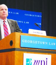 Sen. John McCain, Arizona Republican