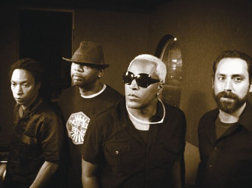 Nekked Bonz, a local rap, rock, funk and soul group comprised of Nathan Seaman, Ernest Fredericks Sr., Yacub Webb and Da'mone Batease kick off their first West Coast tour with a performance on Saturday, Nov. 16 at Club Reo's at Southeast 112th and Powell.