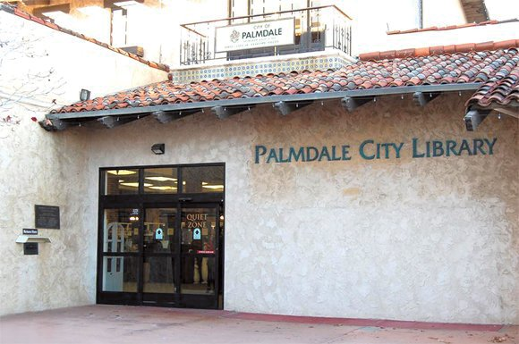 The Palmdale City Library, located at 700 E. Palmdale Blvd., will host a book signing for local author Viviane Carson ...