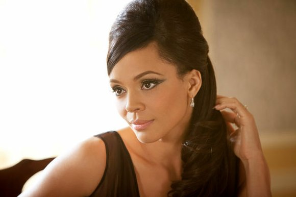 Carmen Ejogo was born in London on New Year's Day 1974 to Elizabeth Douglas and Charles Ejogo, a couple of ...