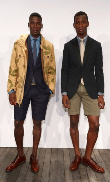 At J. Crew's New York presentation, menswear takes the lead.