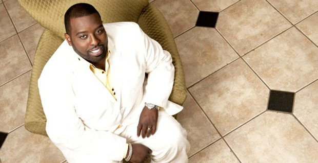 Gospel artist Desmond Pringle