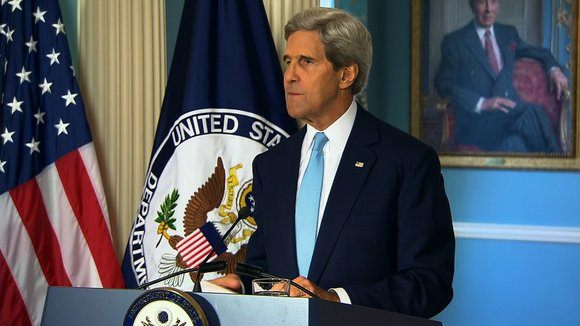 Secretary of State John Kerry on Monday dismissed concerns that Saudi Arabia might seek to buy a nuclear weapon to ...